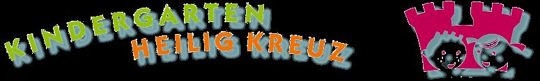 LOGO Kindergarten Heilig Kreuz Donauwörth